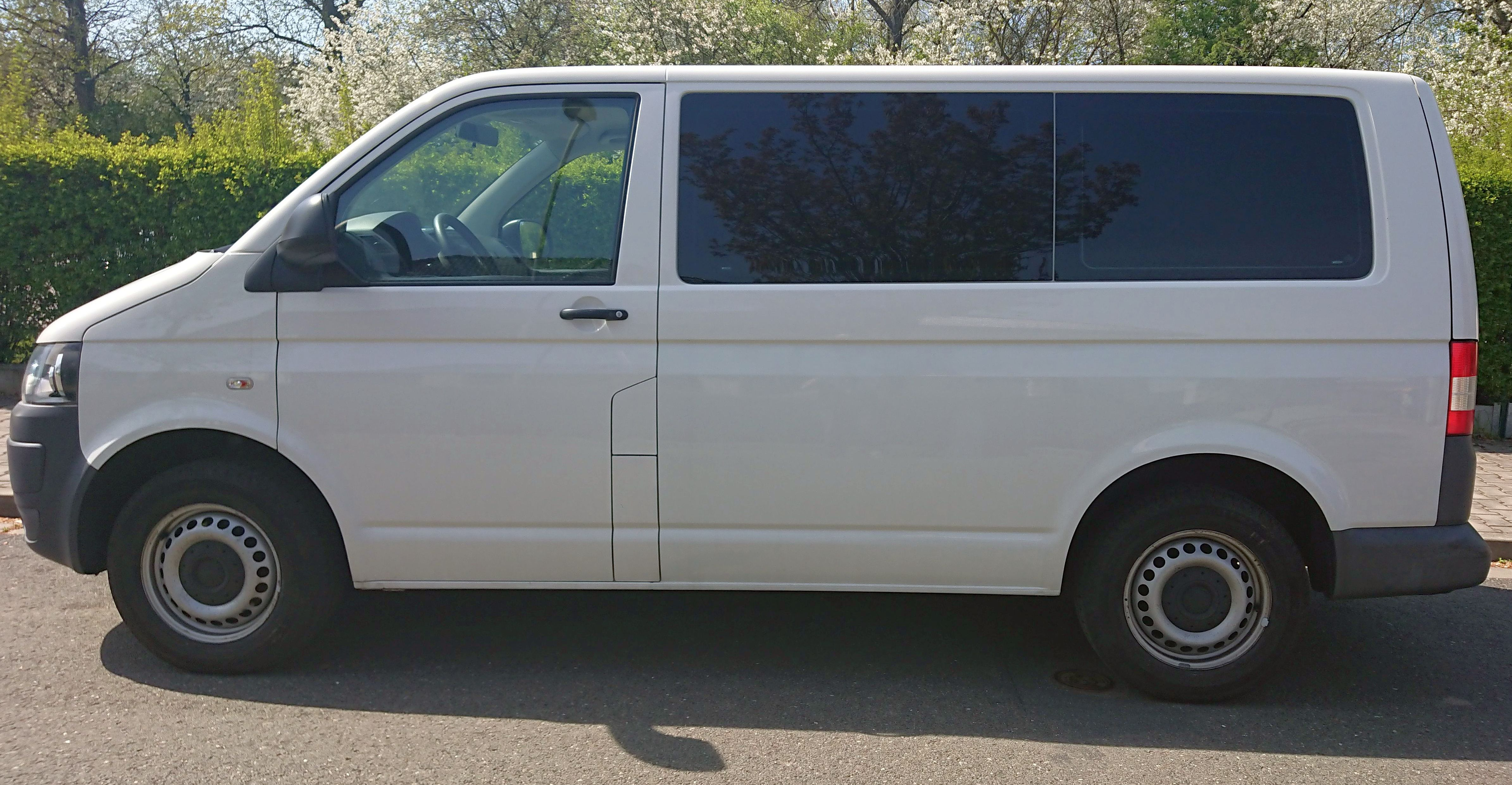 VW Transporter 2.0 TDI